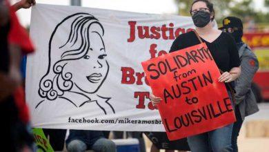 Photo of Nenhum polícia foi indiciado pela morte de Breonna Taylor