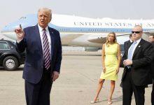 """Photo of Trump diz que incêndios se devem a má gestão e Biden chama-lhe """"incendiário"""""""