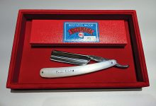 Photo of Vintage shaving razors