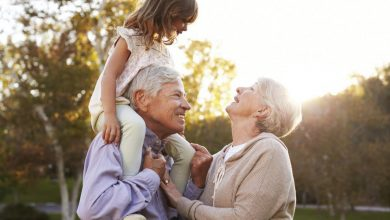 """Photo of Nossos avós são a personificação  do """"amor em dobro"""""""