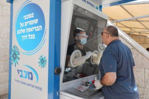 Confinamento total em Israel-mundo-mileniostadium