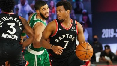 Photo of Raptors' championship defence comes to close with Game 7 loss to Celtics