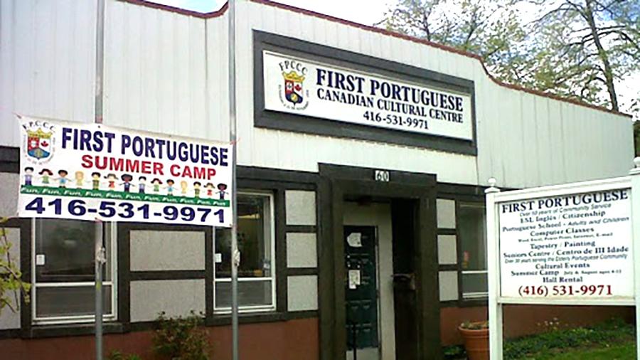 First Portuguese - Milenio Stadium - Toronto