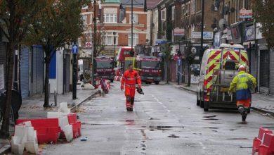 Photo of Dois mortos em explosão que destruiu prédio em Londres