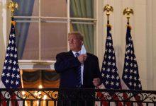 Photo of Donald Trump com covid-19 entrou na Casa Branca sem máscara