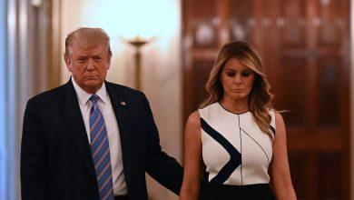Photo of Donald Trump e Melania estão infetados com o novo coronavírus