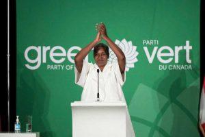 Green Party diz que todos os partidos-canada-mileniostadium