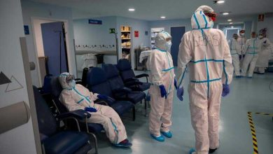 Photo of Mais de 15 mil novos casos de covid-19 em Espanha num dia