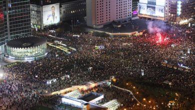 Photo of Milhares de polacos voltam às ruas pelo direito ao aborto
