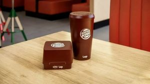 Tim Hortons, Burger King to offer reusable, returnable containers-Milenio Stadium-Canada