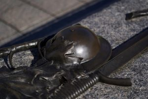 Tomb of the Unknown Soldier-Milenio Stadium-Canada