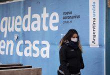 Photo of Argentina ultrapassa 1 milhão de casos de infeção de Covid-19