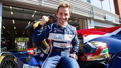 Photo of Filipe Albuquerque é campeão na European Le Mans Series