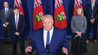 Photo of Ontário estende estado de emergência até 21 de novembro