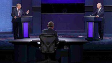 Photo of Segundo debate entre Trump e Biden vai ter botão para desligar microfone dos candidatos