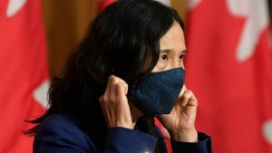 Canada's top public health doctor now recommends 3-layer non-medical masks-Milenio Stadium-Canada