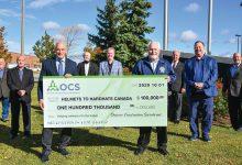 Ontario Construction Secretariat donates-ontario-mileniostadium