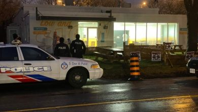 Locks changed, police on scene at Etobicoke BBQ restaurant that defied lockdown orders-Milenio Stadium-Ontario