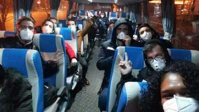 Portugueses resgatados de Wuhan regressam à cidade-china-mileniostadium