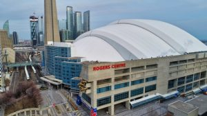Rogers Centre plans on hold amid pandemic despite report of possible demolition-Milenio Stadium-Ontario