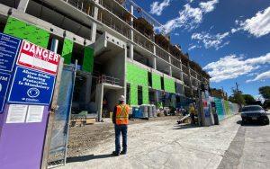The future site of Michael Garron Hospital's Ken-Milenio Stadium-Ontario