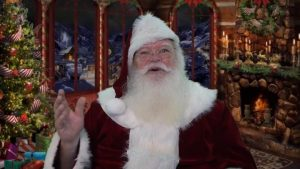 This year, Santa Claus is just a video call away-Milenio Stadium-Canada