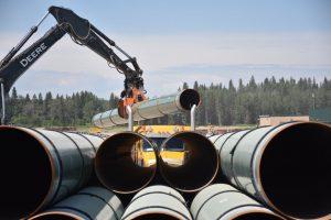 Trans-mountain pipeline-Milenio Stadium-Canada