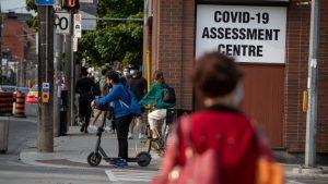 Ontario reports 1,249 new COVID-19-ontario-mileniostadium