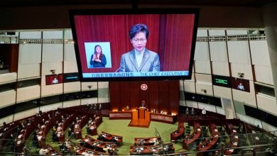 Hong Kong leader says restoring-china-mileniostadium