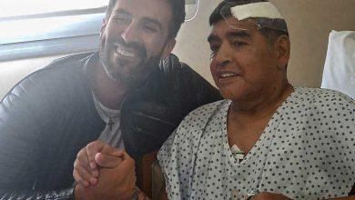 Médico de Maradona apresenta-argentina-mileniostadium