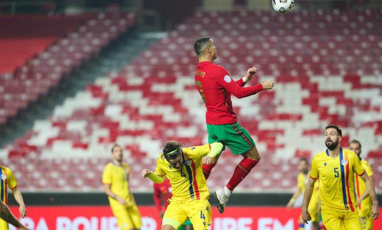 milenio stadium - Portugal goleia Andorra