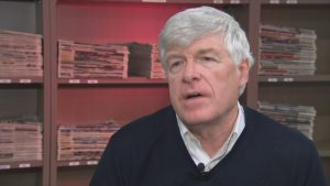 Chris Waddell, professor emeritus at Carleton University's School of Journalism and Communication-Milenio Stadium-Ontario