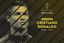 Este é melhor onze da história e Cristiano Ronaldo faz parte dele