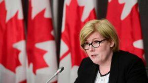 Federal government has no plans for debt forgiveness over CERB confusion, says Qualtrough-Milenio Stadium-Canada