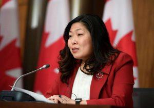 International Trade Minister Mary Ng-Milenio Stadium-Canada