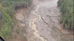 Massive landslide on B.C. coast imperils dwindling salmon stocks, says First Nations chief-Milenio Stadium-Canada