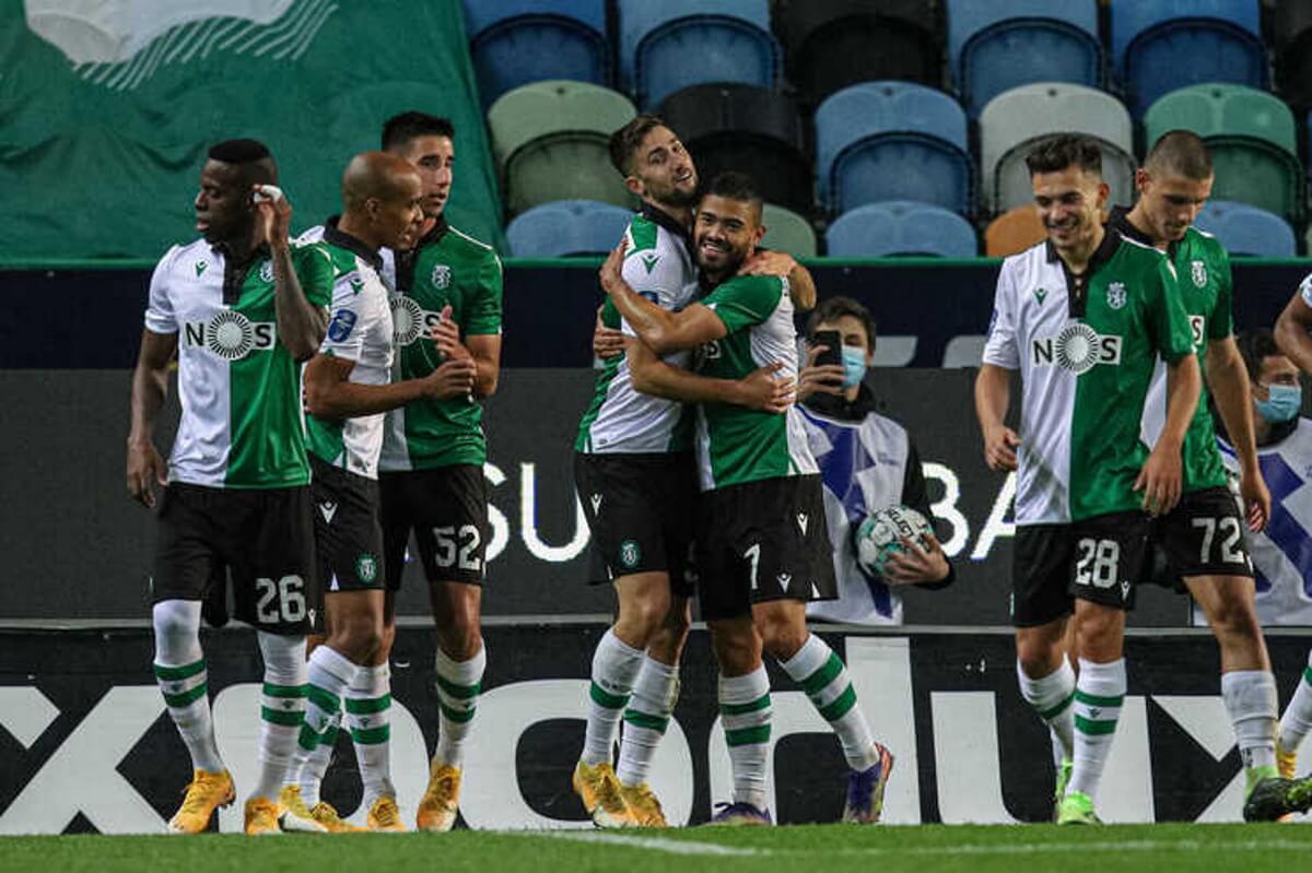 Milenio Stadium - Taça da Liga - Sporting