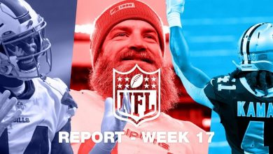 NFL Report – Week 17