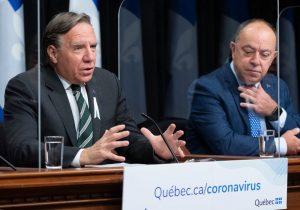 Premier François Legault-Milenio Stadium-Canada
