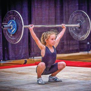 A criança mais forte do mundo-canada-mileniostadium
