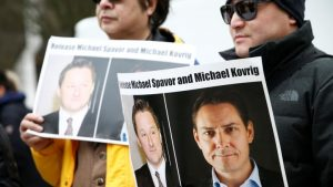Support of Canadians gives Michael Kovrig hope, says his wife on 2nd anniversary of arrest-Milenio Stadium-Canada