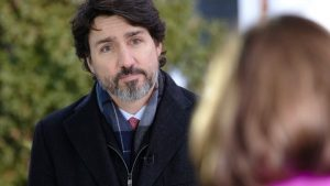 Trudeau says CERB recipients shouldn't worry about repayments right now-Milenio Stadium-Canada