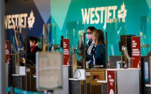 Westjet employees-Milenio Stadium-Canada