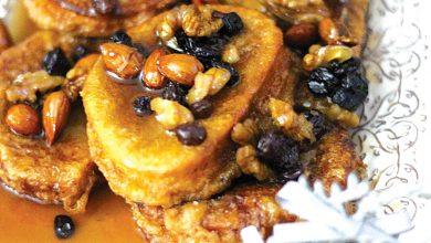 rabanadas com frutos secos-canada-mileniostadium