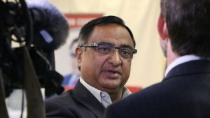 Brampton MP Ramesh Sangha dropped from Liberal caucus, accused of spreading 'baseless and dangerous' claims-Milenio Stadium-Ontario