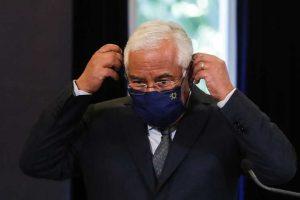 Costa diz que peritos aconselham que escolas se mantenham abertas-portugal-mileniostadium