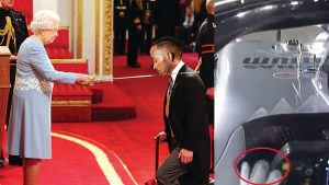 Lewis Hamilton agora é Sir-inglaterra-mileniostadium