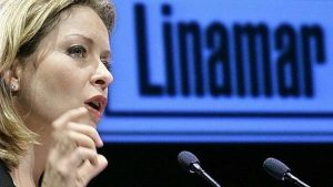 Linda Hasenfratz, CEO of Linamar Corporation-Milenio Stadium-Ontario