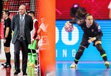 Milenio Stadium - Futsal - Jorge Braz e Ana Catarina Pereira eleitos os melhores do mundo de futsal