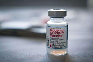 Moderna COVID-19 vaccine-Milenio Stadium-Ontario